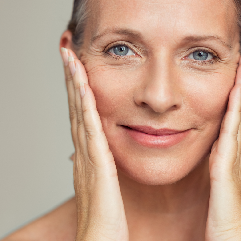 Improving body satisfaction in middle-aged women