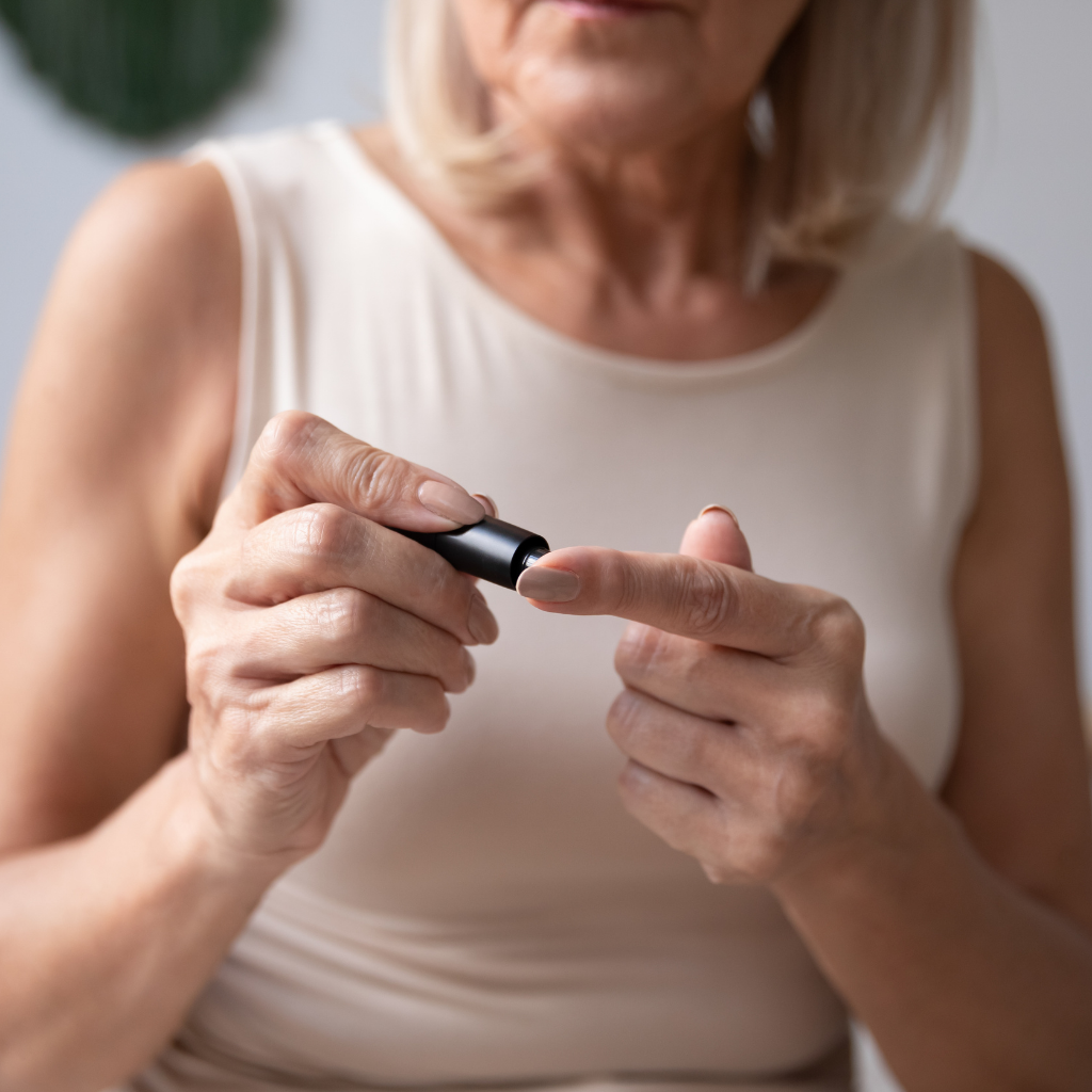 Most common signs of diabetes in women over 40