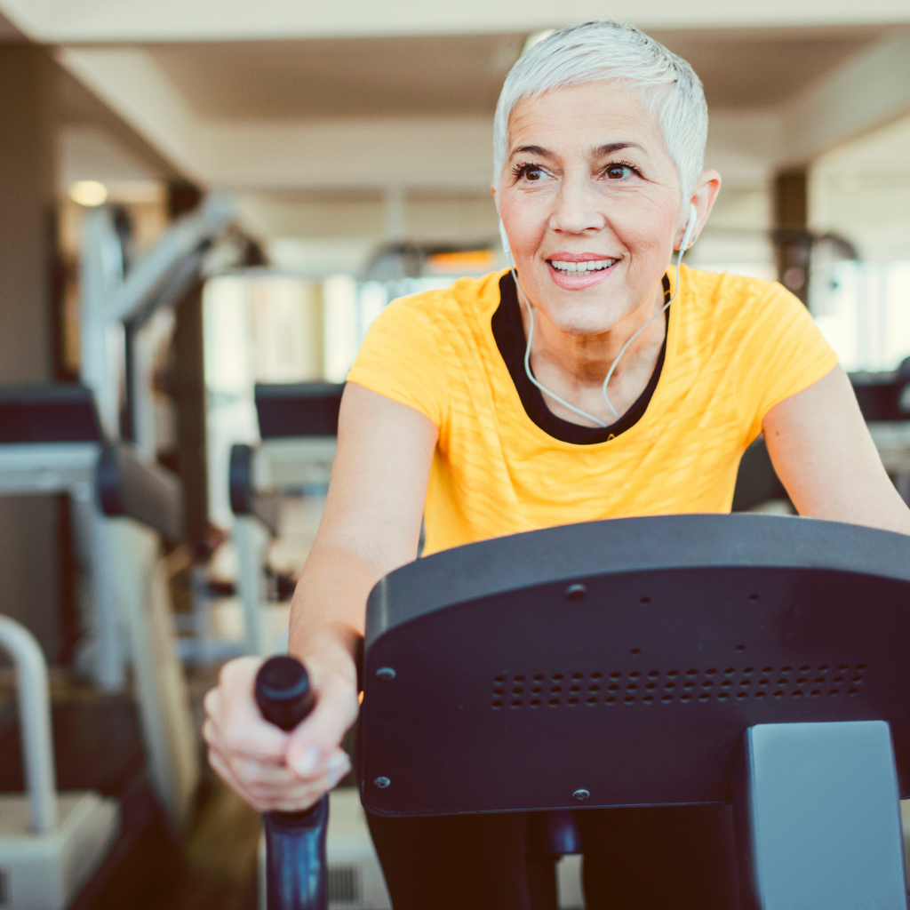 Menopause and exercise – why both go hand in hand!
