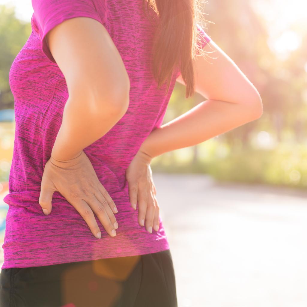 Good posture essential for optimal health!