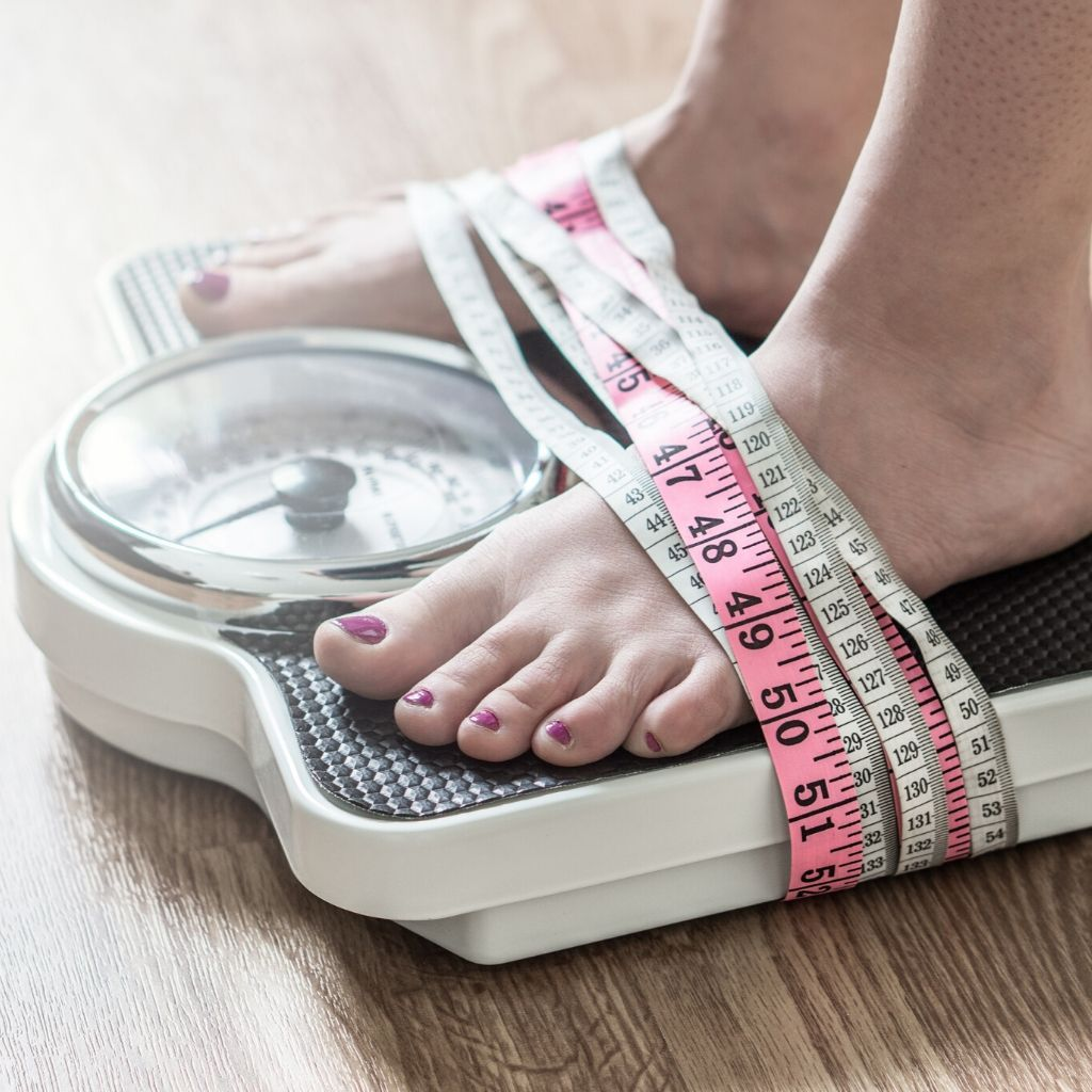 Weight loss does not equal happiness