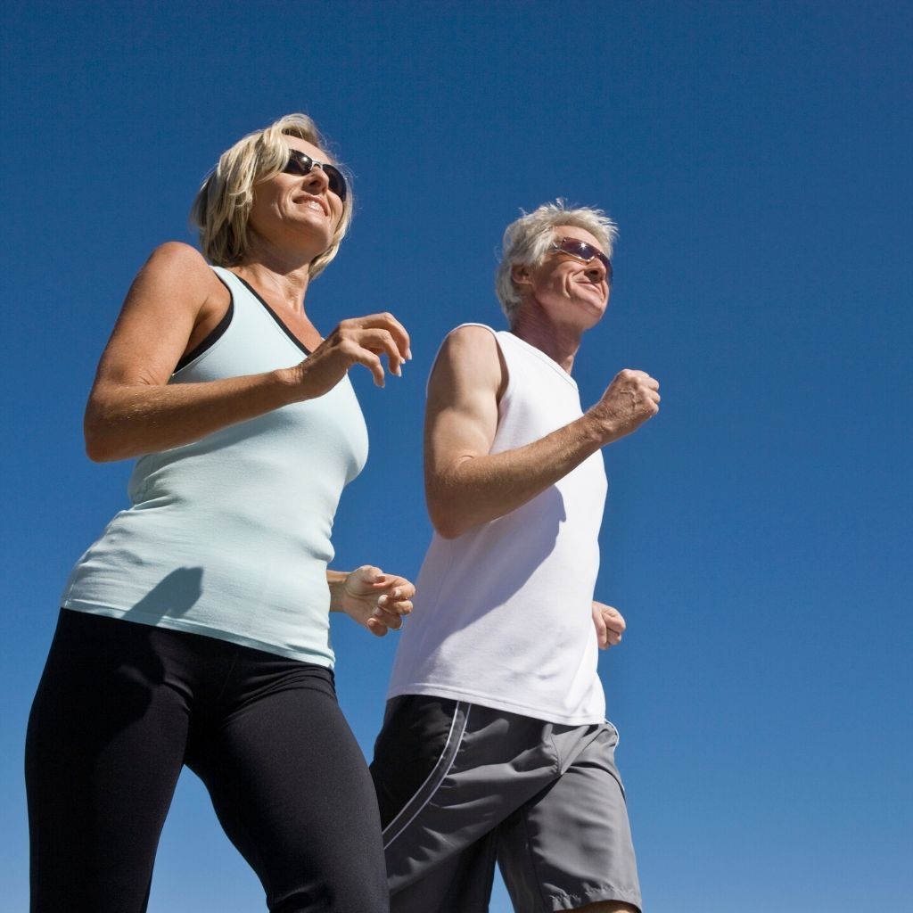 Get walking for fitness and health!