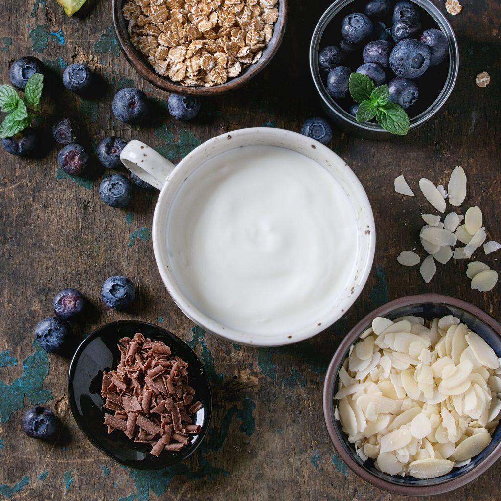 Top healthy snack ideas