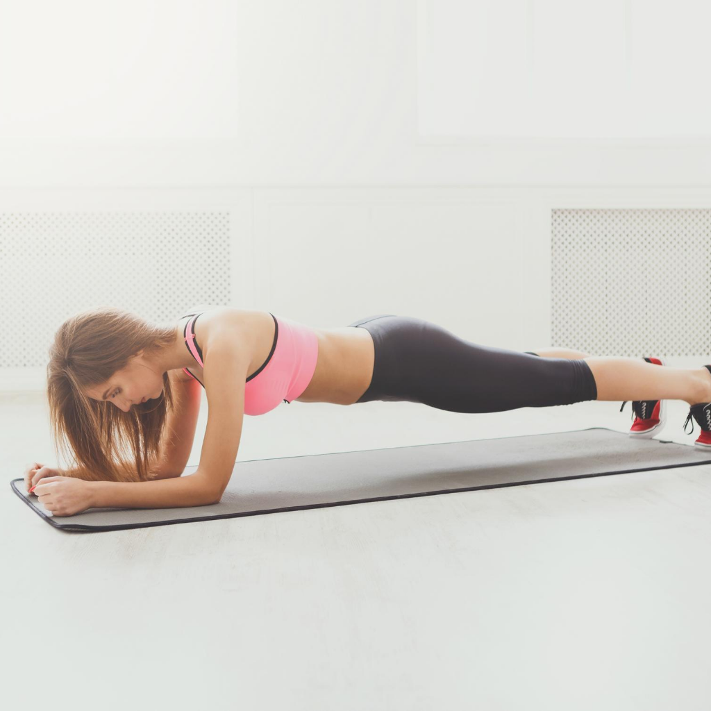 Exercises for a strong core!
