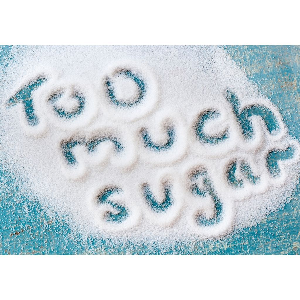 Cut out sugar to lose weight without even trying!